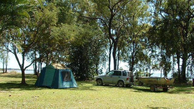 Weipa Caravan Park  Camping Ground - Accommodation Find