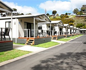 Geelong Riverview Tourist Park BIG4 - Aspen Parks - Accommodation Find