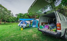 Grassy Head Holiday Park - Accommodation Find