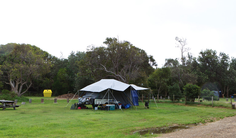 Illaroo campground - Accommodation Find
