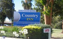 Barooga Country Inn Motel - Barooga - Accommodation Find