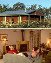 Twin Trees Country Cottages - Accommodation Find