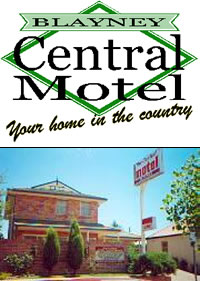 Blayney Central Motel - Accommodation Find