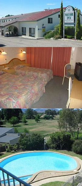 Tumut Motor Inn - Accommodation Find