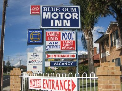 Blue Gum Motor Inn - Accommodation Find