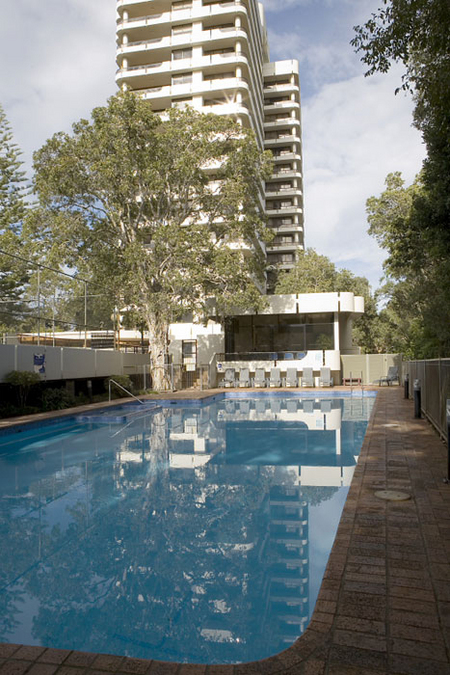 Pacific Towers Holiday Apartments - Accommodation Find
