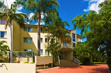 Bayview Waters Apartments - Accommodation Find