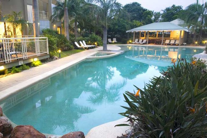 Colonial Resort Noosa - Accommodation Find