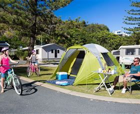 Ocean Beach Tourist Park - Accommodation Find