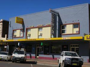 Club House Hotel Gunnedah - Accommodation Find