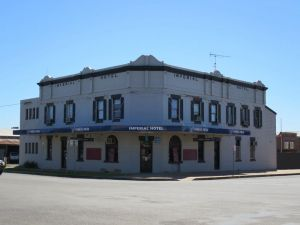 Imperial Hotel Gunnedah - Accommodation Find