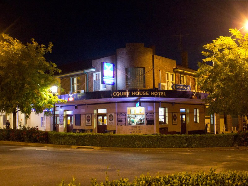Courthouse Hotel Boorowa - Accommodation Find