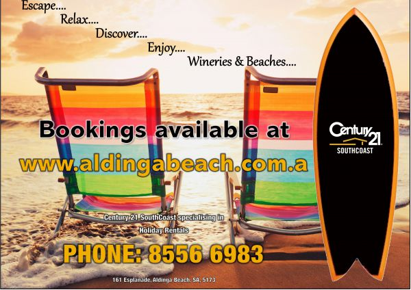 Century 21 SouthCoast Gull Cottage - Accommodation Find