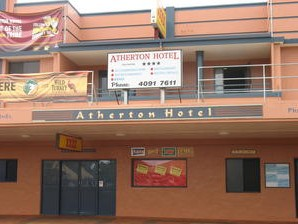 Atherton Hotel - Accommodation Find