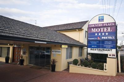 Quality Inn Country Plaza Queanbeyan - Accommodation Find