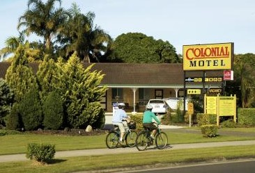 Ballina Colonial Motel - Accommodation Find
