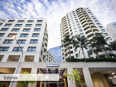 Mantra Parramatta - Accommodation Find