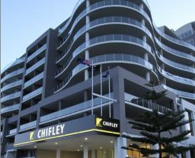 The Chifley On City View