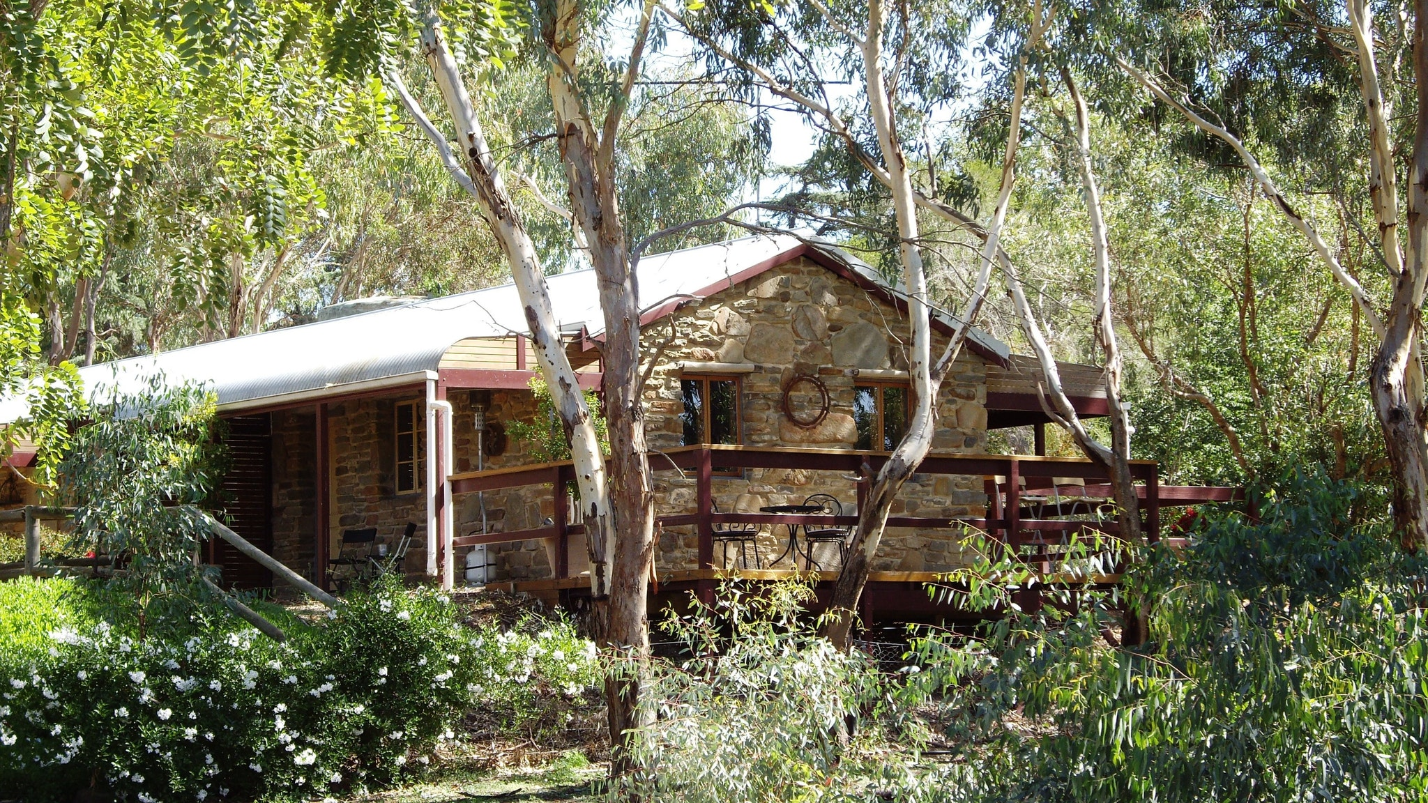 1860 Wine Country Cottages - Accommodation Find