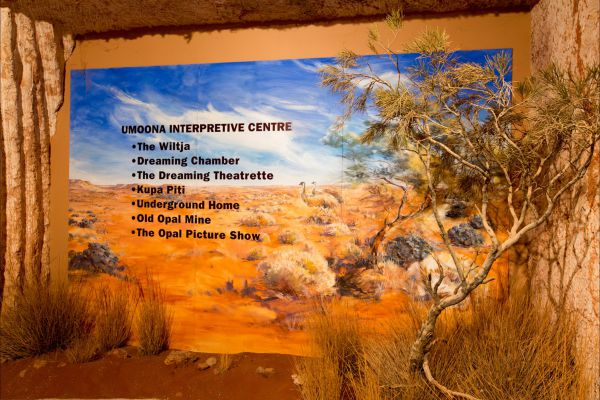 Umoona Opal Mine And Museum - Accommodation Find