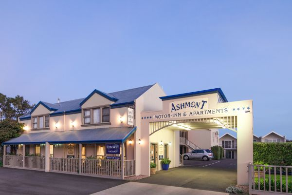 Ashmont Motor Inn And Apartments - Accommodation Find