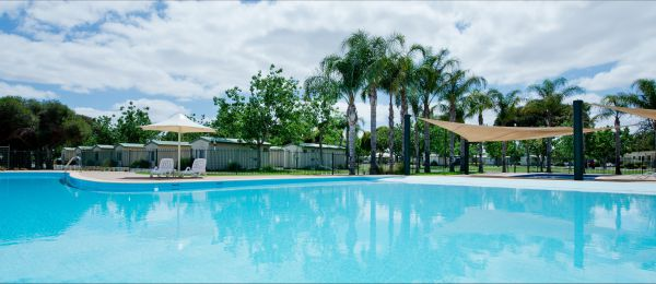 Berri Riverside Holiday Park - Accommodation Find
