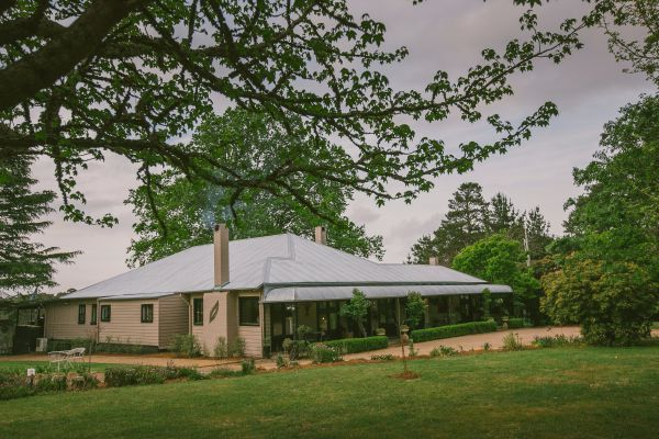 Sylvan Glen Country House - Accommodation Find