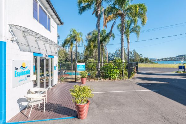 The Esplanade Motel - Accommodation Find