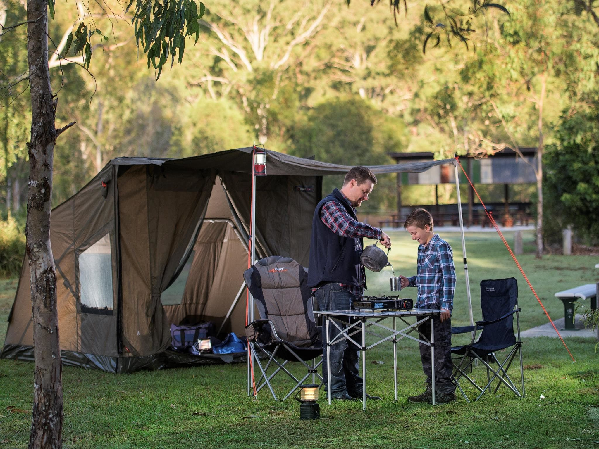 Hardings Paddock Campground - Accommodation Find