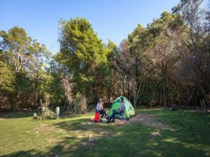 Hobart Beach campground - Accommodation Find