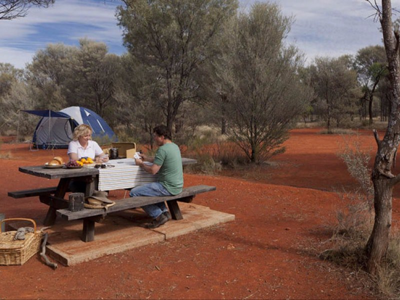 Dry Tank campground - Accommodation Find