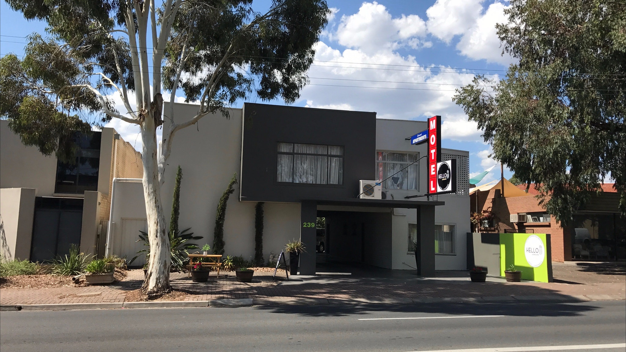 Hello Adelaide Motel Apartments - Frewville - Accommodation Find