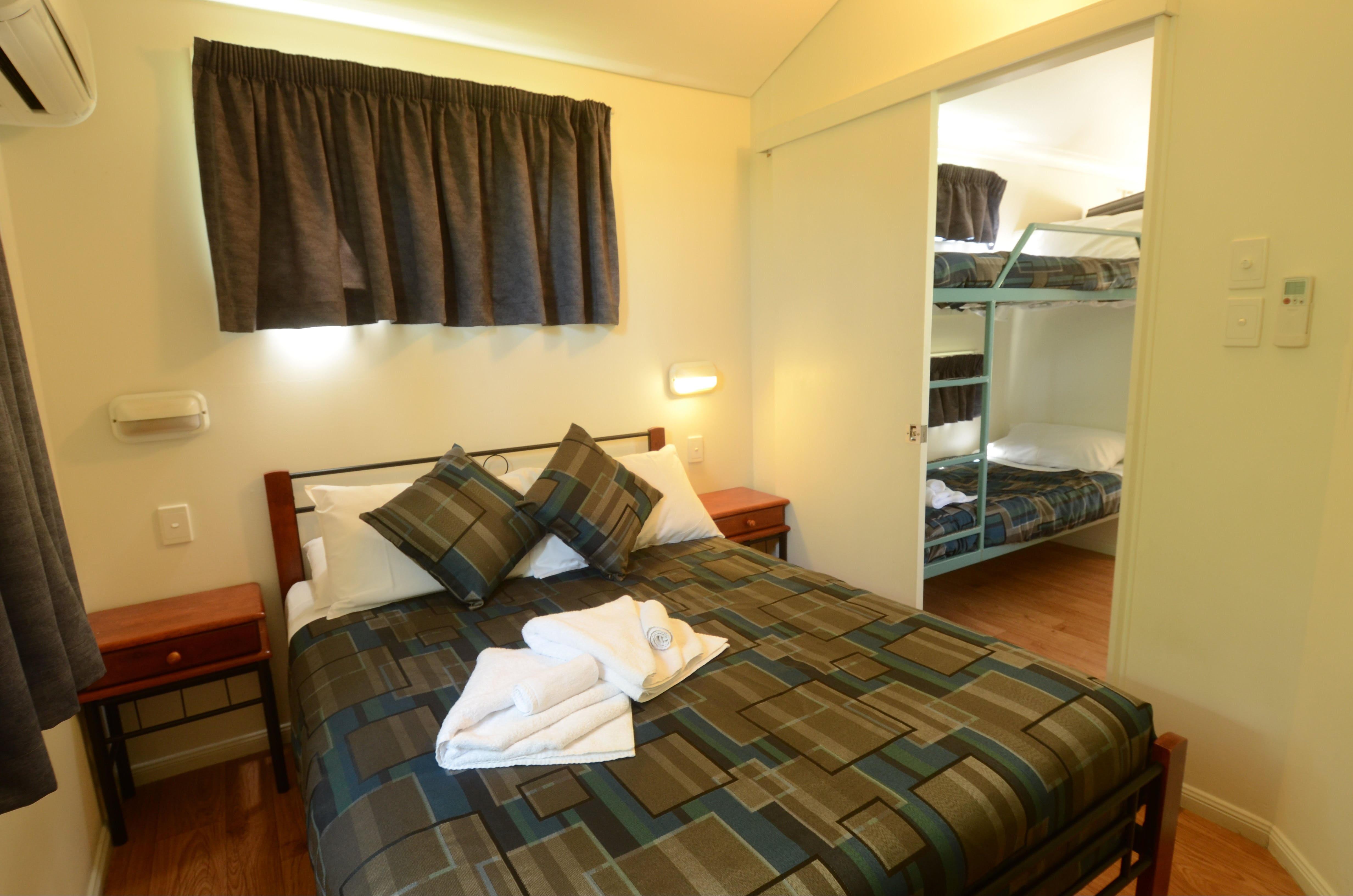 Mundubbera Three Rivers Tourist Park - Accommodation Find
