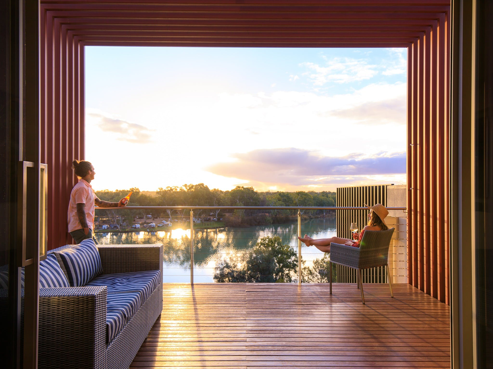 The Frames - Luxury Riverland Accommodation - Accommodation Find