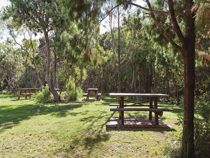 Illaroo group camping area - Accommodation Find