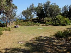 Middle Beach campground - Accommodation Find