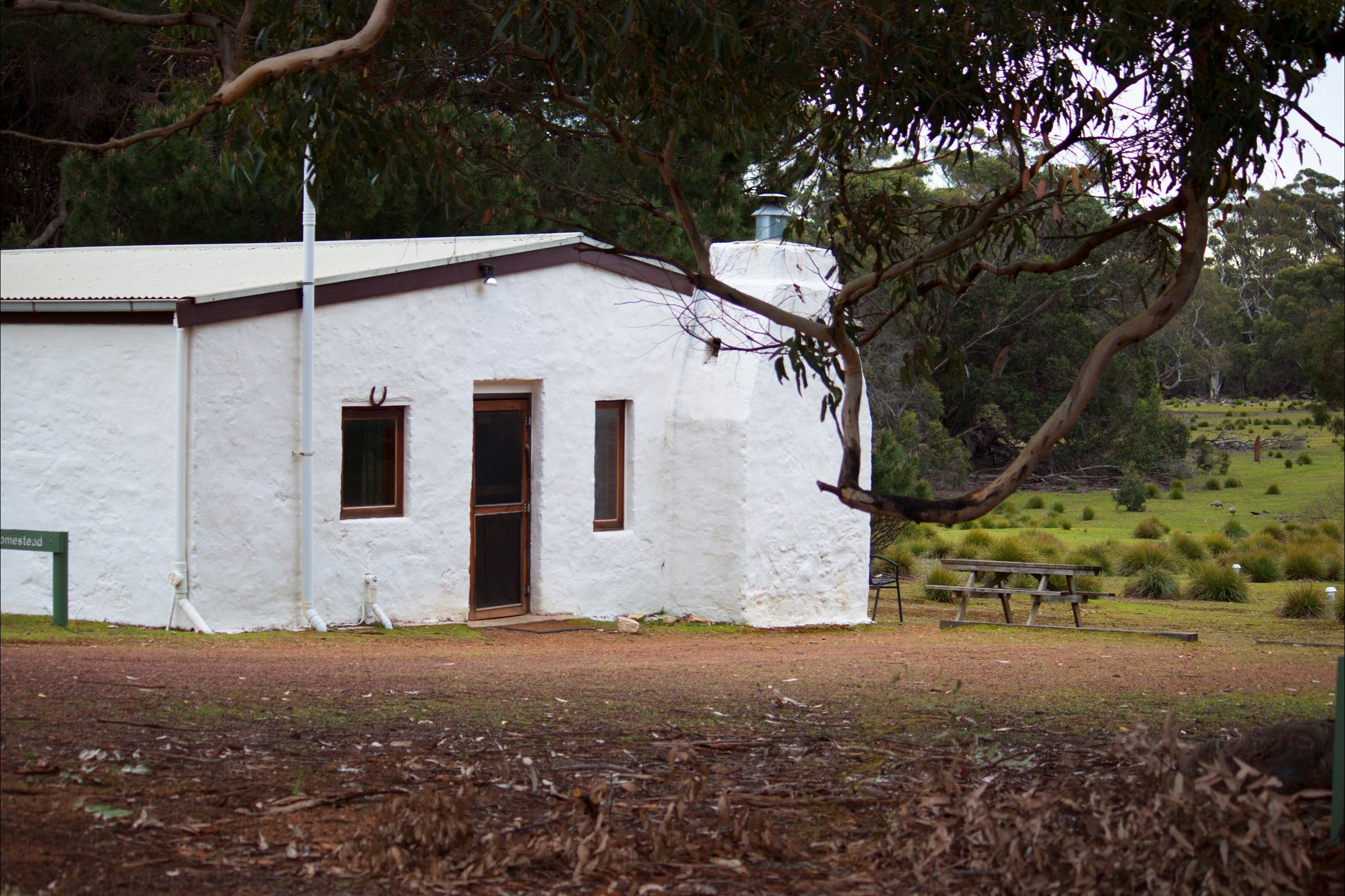 Mays homestead - Flinders Chase National Park - Accommodation Find