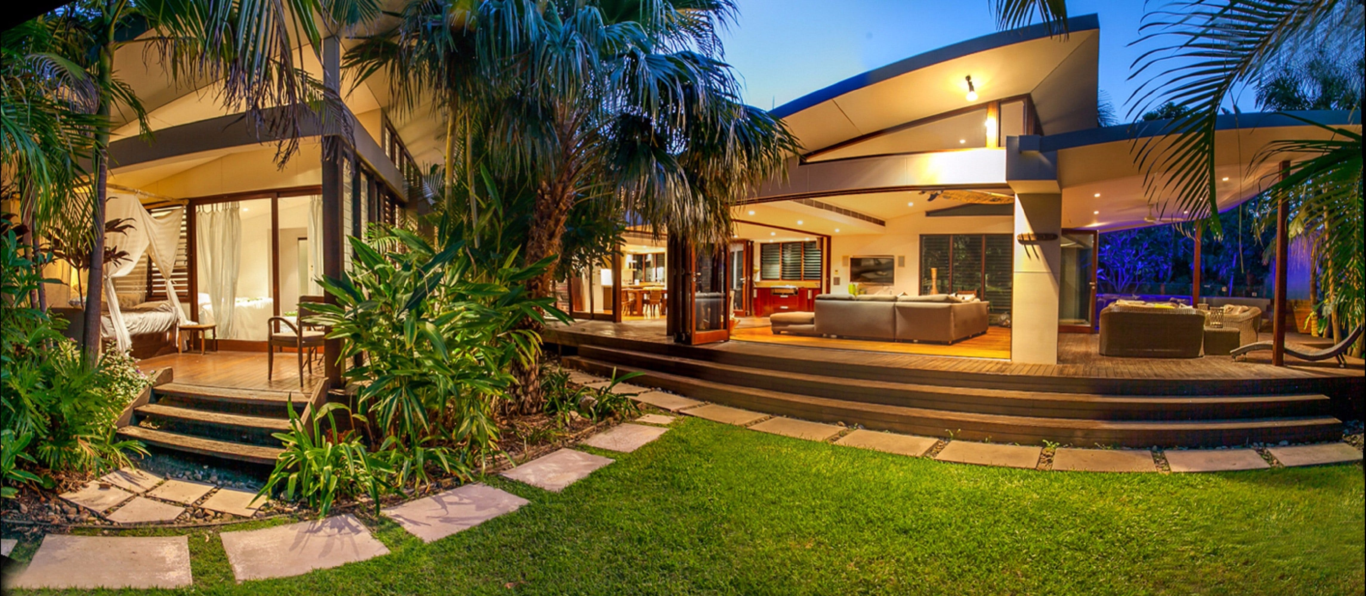 Pavilion Two at Broken Head - exclusive beachfront - Accommodation Find