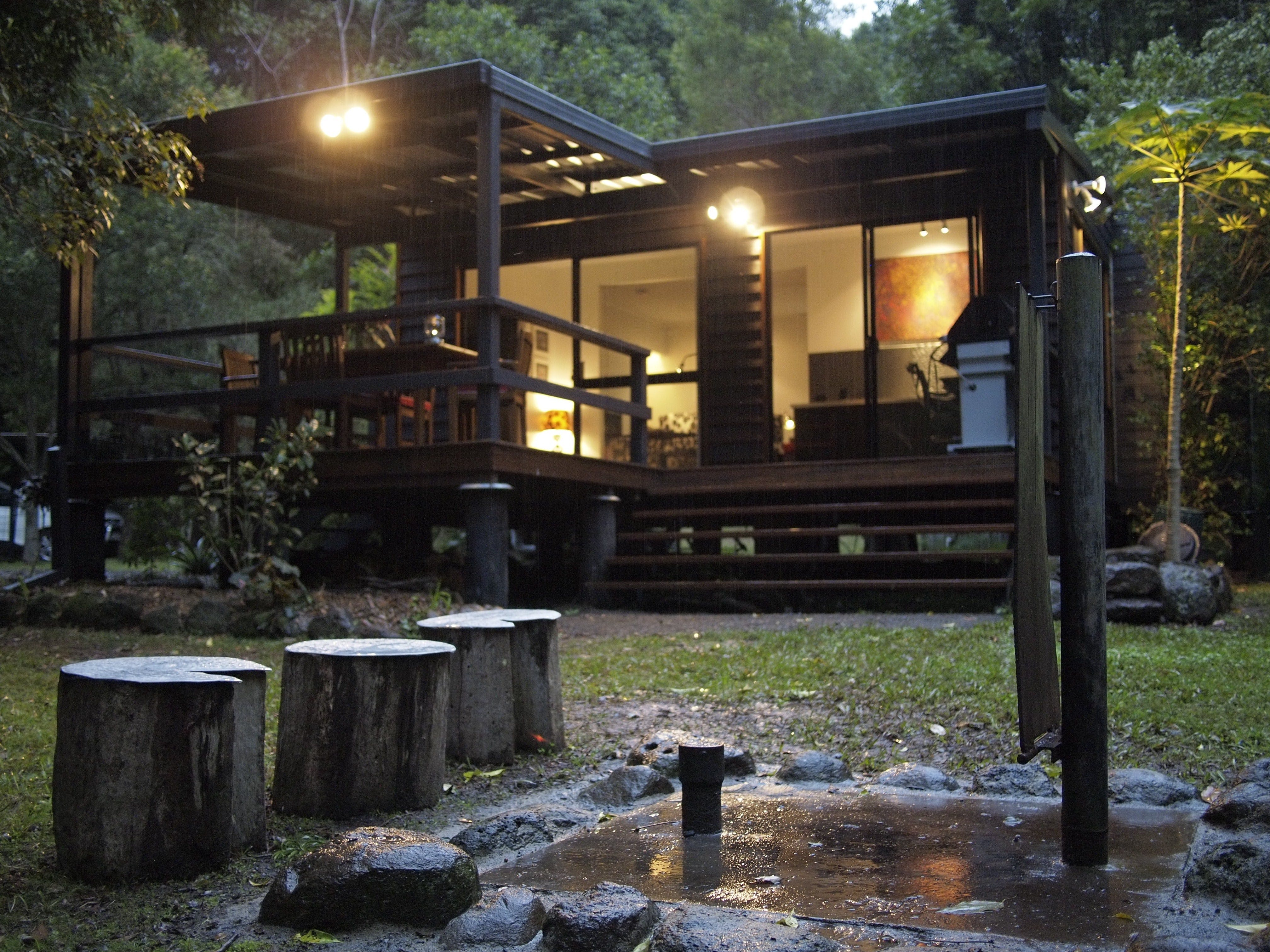 Wongari Eco Retreat - Accommodation Find