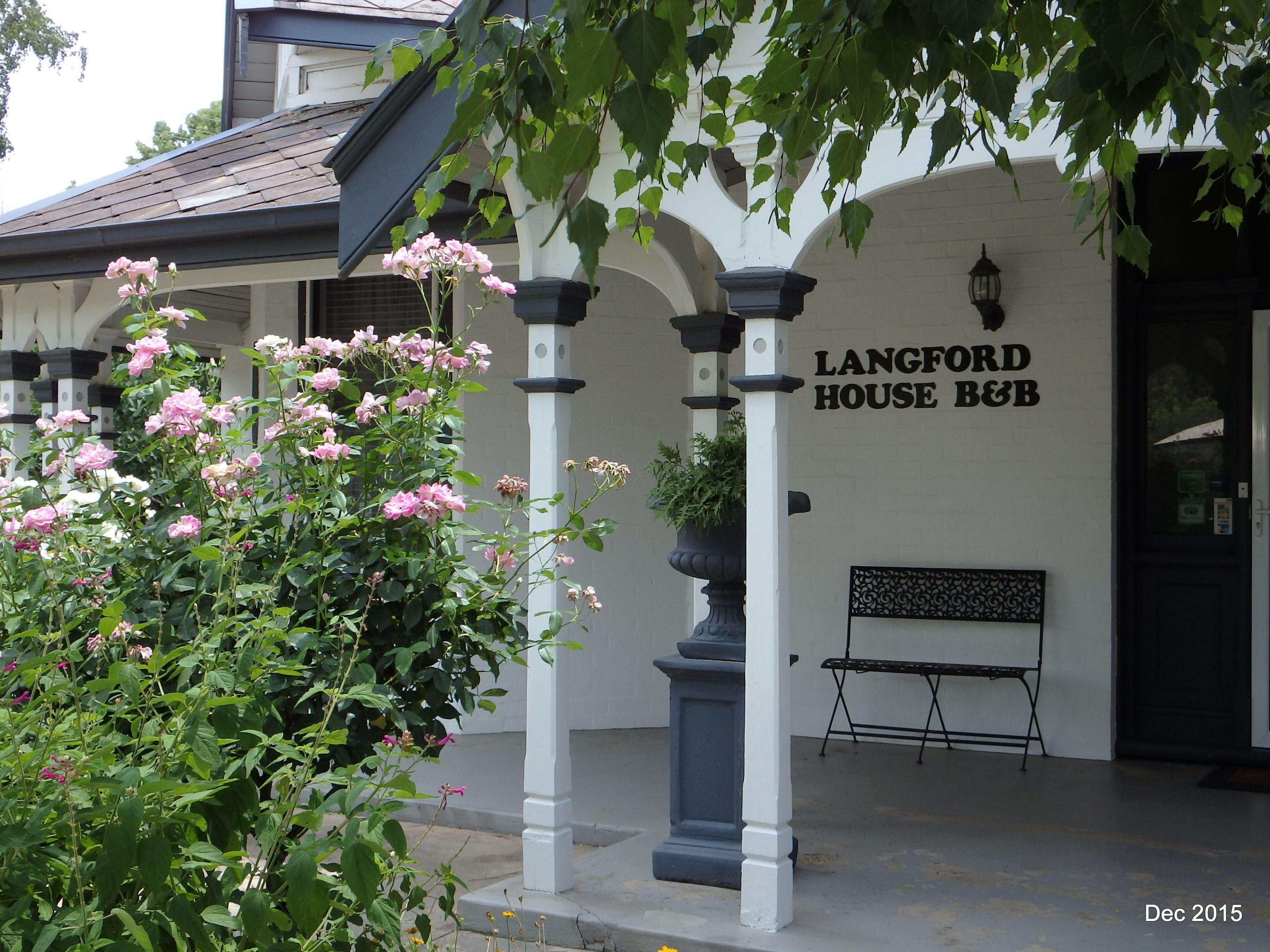 Langford House BB - Accommodation Find
