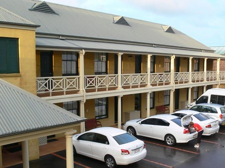 Ballina Heritage Inn - Accommodation Find