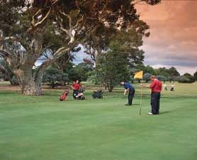 Barham Golf Resort - Accommodation Find