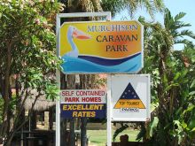 Murchison Park Caravan Park - Accommodation Find