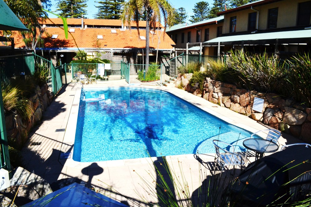 Cottesloe Beach Chalets