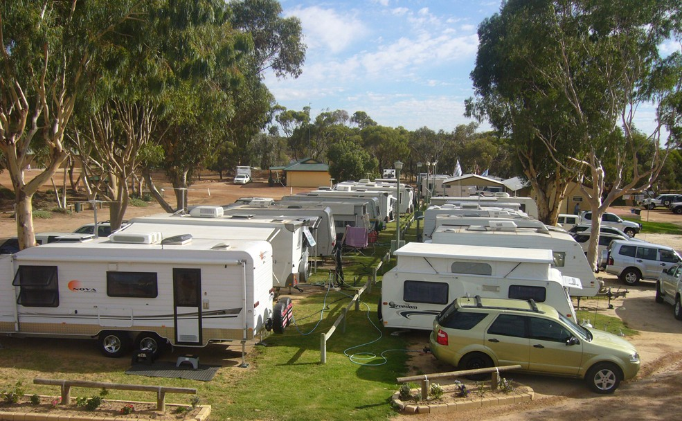 Goomalling Caravan Park - Accommodation Find