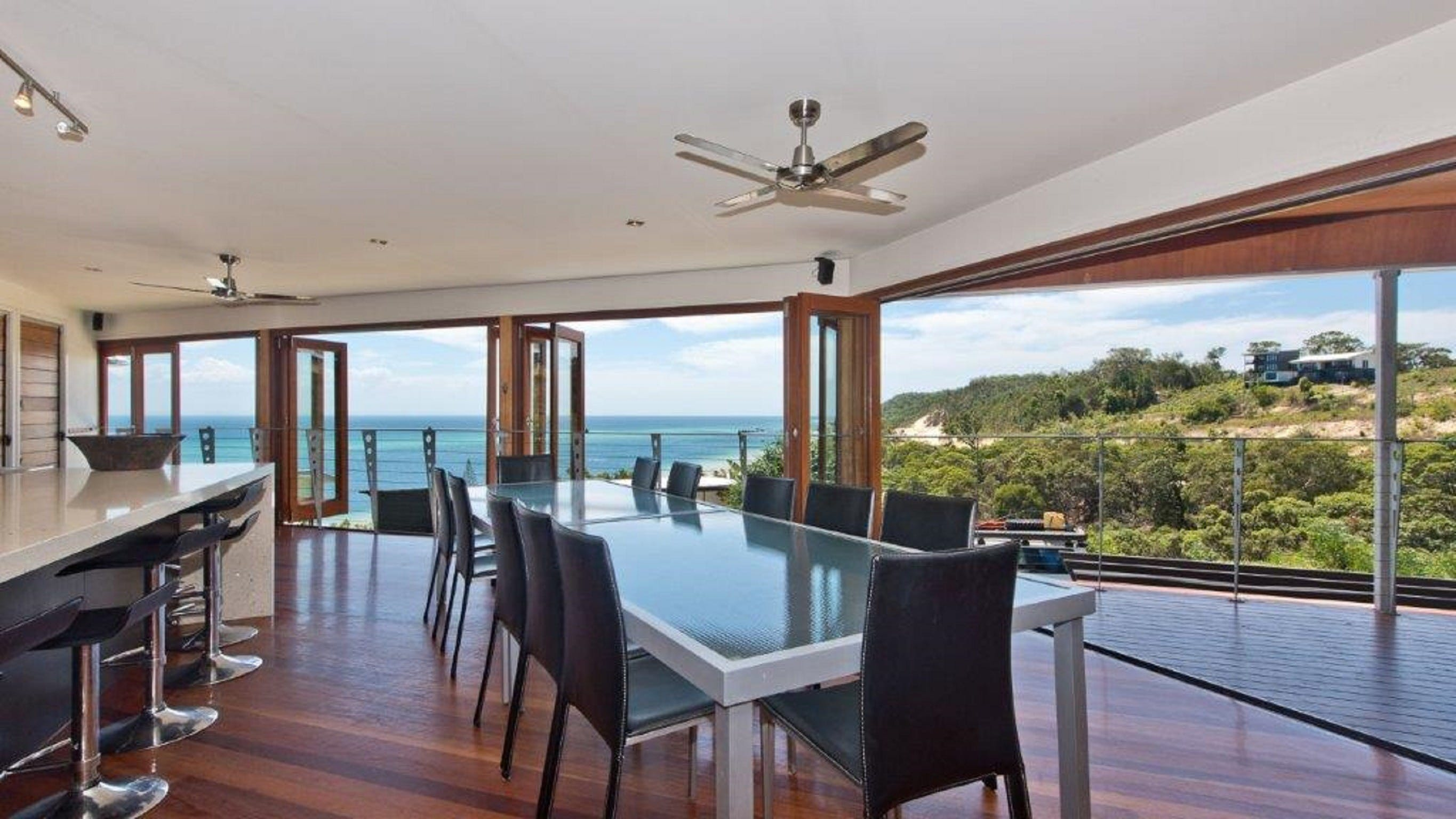 Tangalooma Hilltop Haven - Accommodation Find