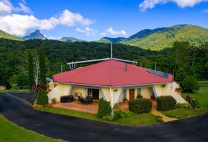 A View of Mount Warning Bed and Breakfast - Accommodation Find