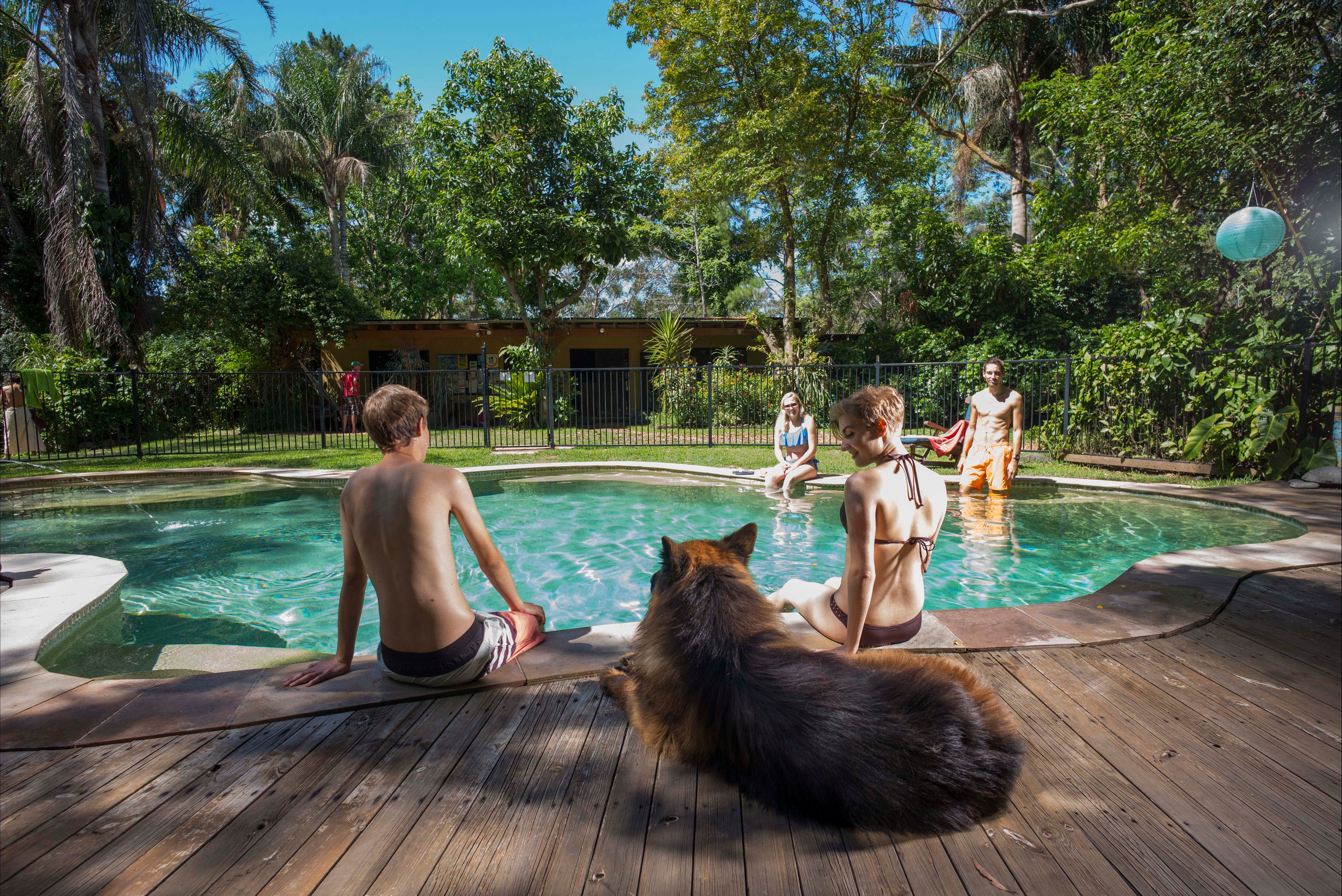 Samurai Beach Bungalows Port Stephens YHA - Accommodation Find