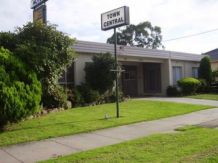 Bairnsdale Town Central Motel - Accommodation Find