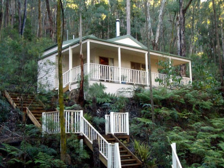 Myers Creek Cascades Luxury Cottages - Accommodation Find